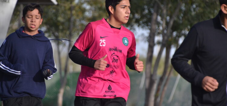 Atlético Torreón pretemporada